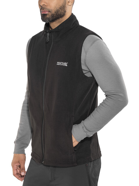 Regatta Tobias II Bodywarmer Vest Men black/black